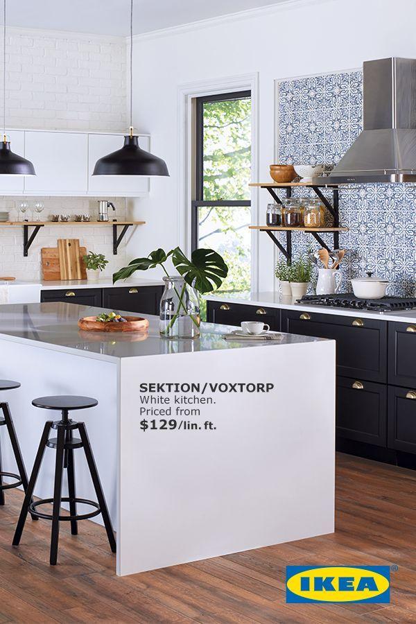 Idees Decoration Cuisine A New Kitchen Is Served The Kitchen Event Is On Until December 11th Get 10 Cuisines Maison Ilot De Cuisine Ikea Decoration Maison