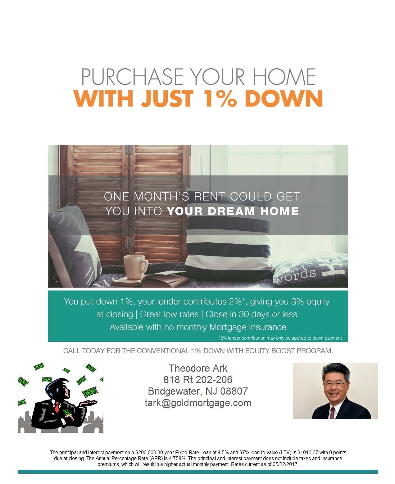Fha Has A 1 Down Payment Mortgage Program In New Jersey And New York Tel 800 327 0123 Licens Top Mortgage Lenders Mortgage Lenders Mortgage Loan Originator