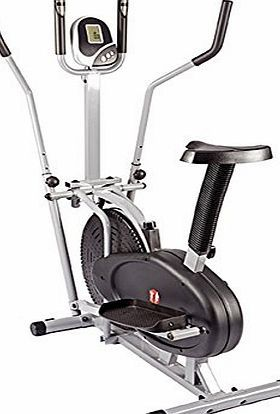 Hi Performance New 2 In 1 Elliptical Cross Trainer And Exercise
