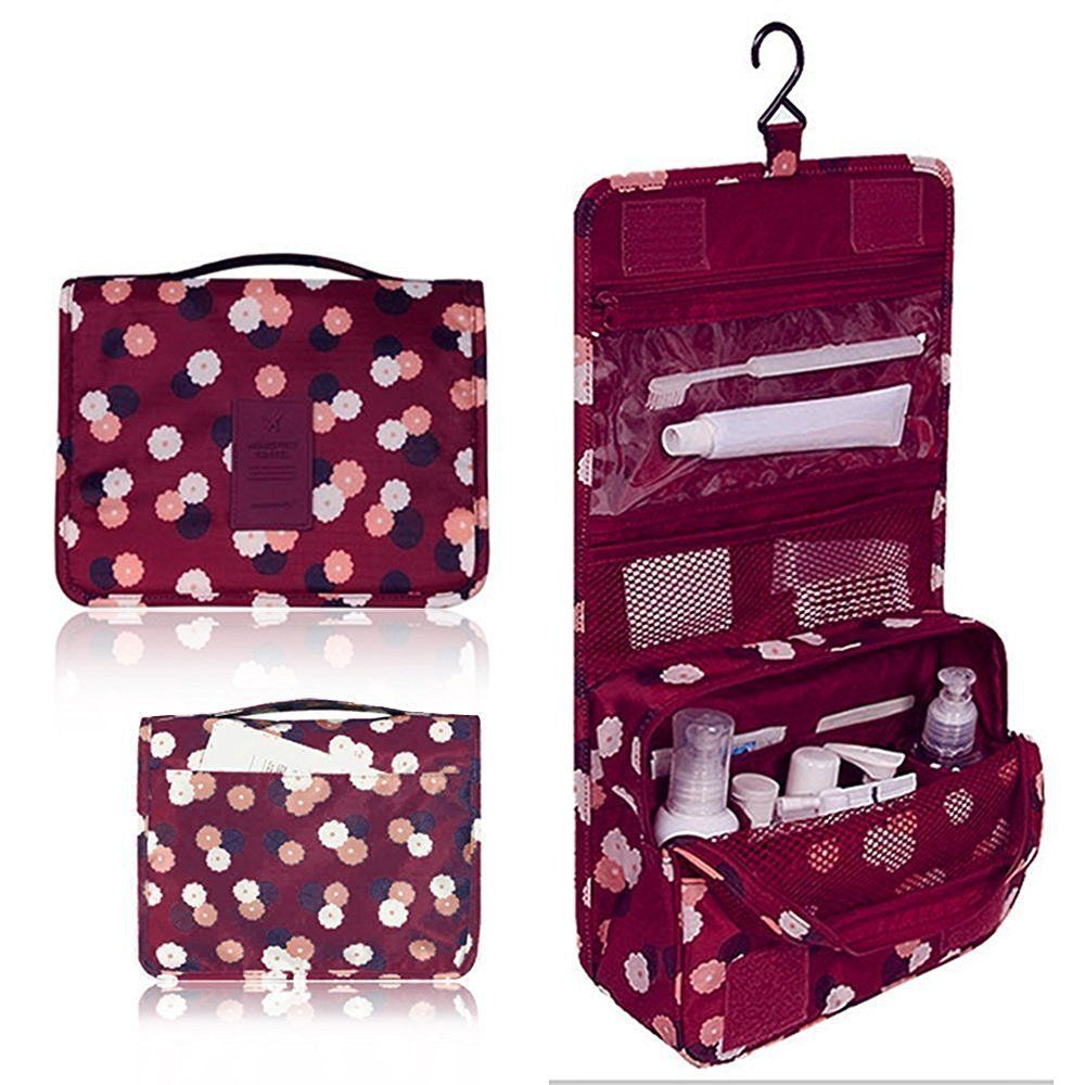 Awesome Top 10 Best Makeup Bags In 2017 Reviews