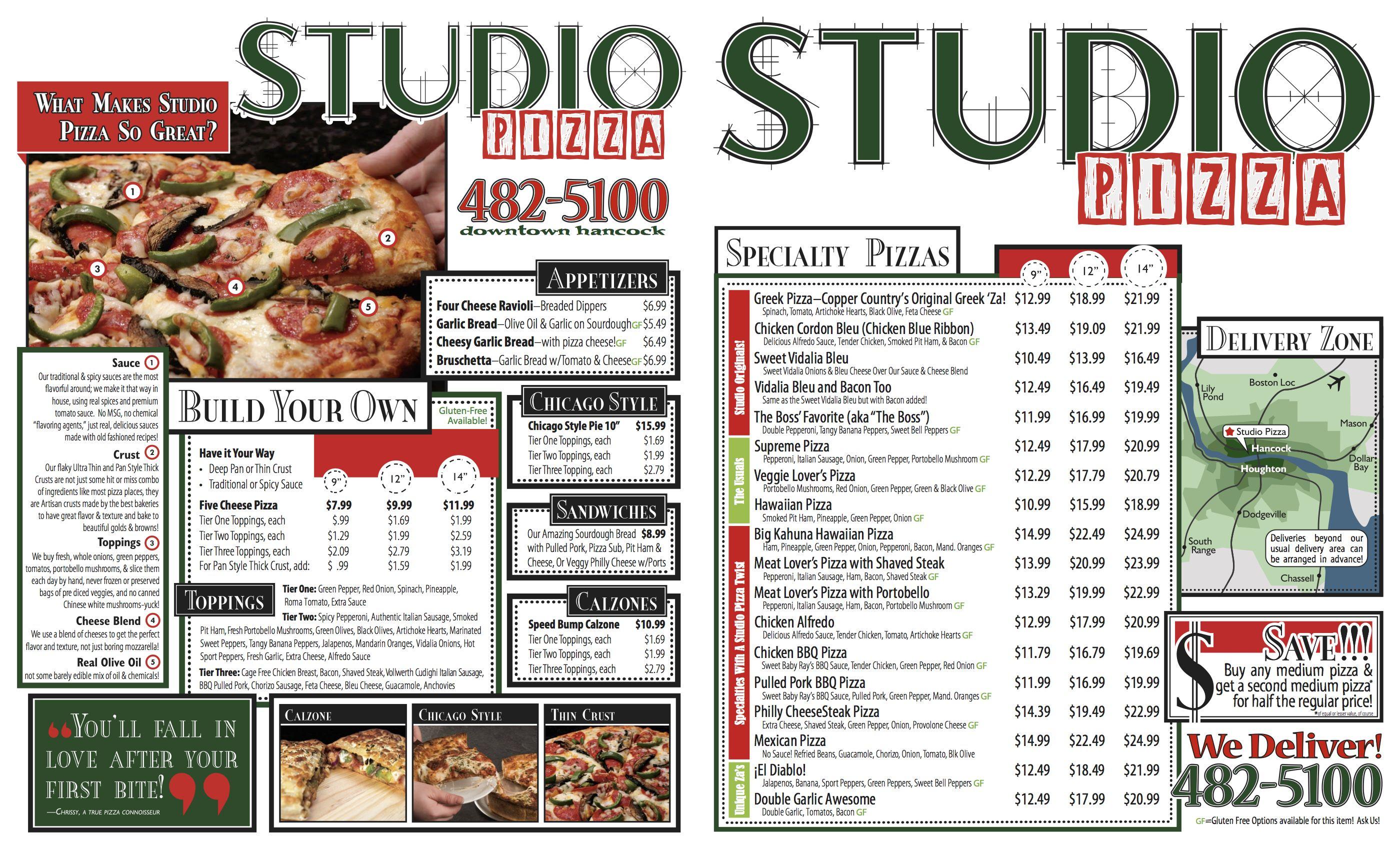 Backyard Pizza and Raw Bar Menu . Backyard Pizza and Raw ...
