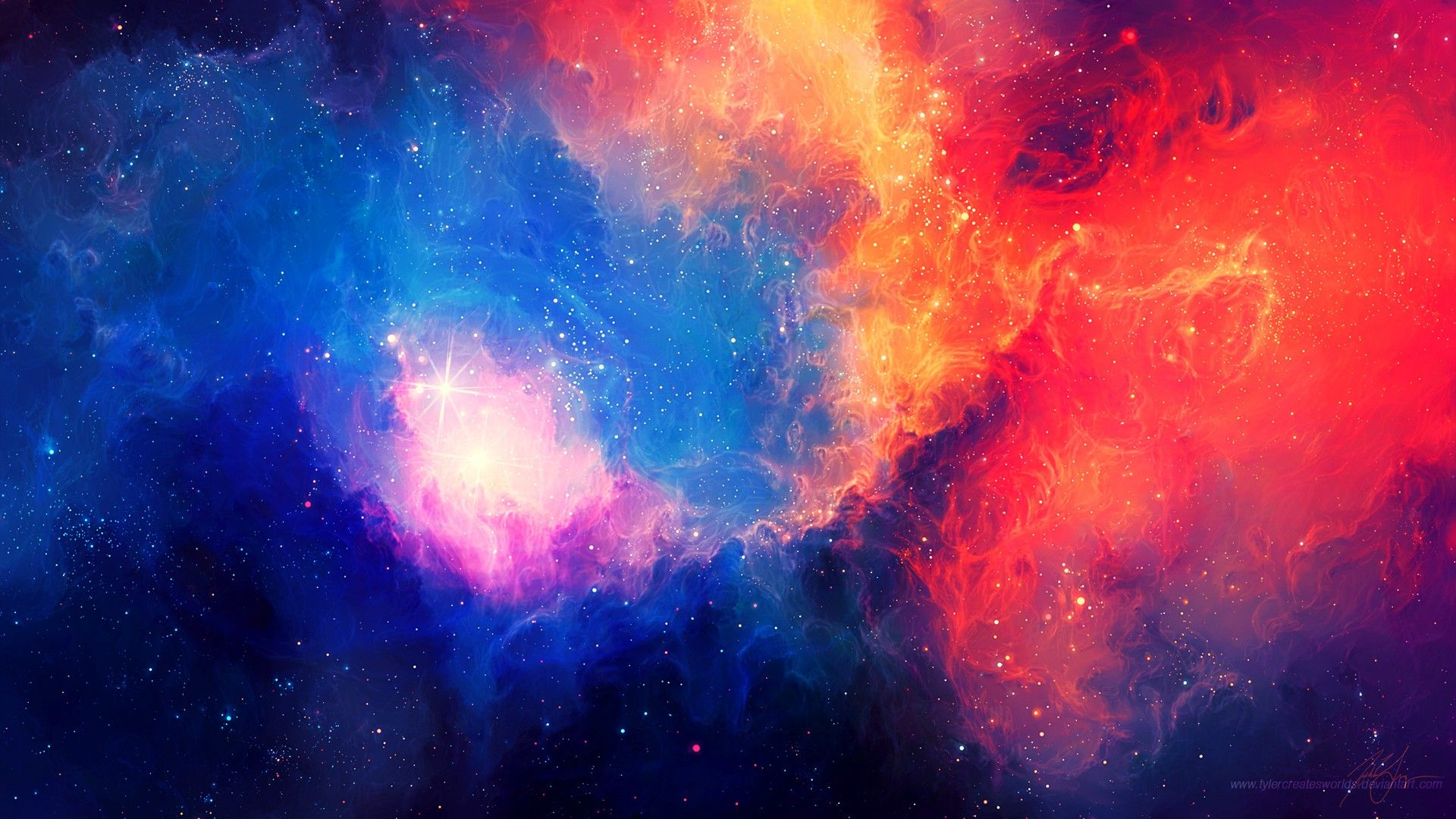 Colorful Galaxy Wallpapers For Iphone Galaxy Wallpaper Hd Galaxy Wallpaper Galaxy Images