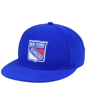 765df883b07fbc New York Rangers Basic Fitted Cap in 2019   Products   Fitted caps ...