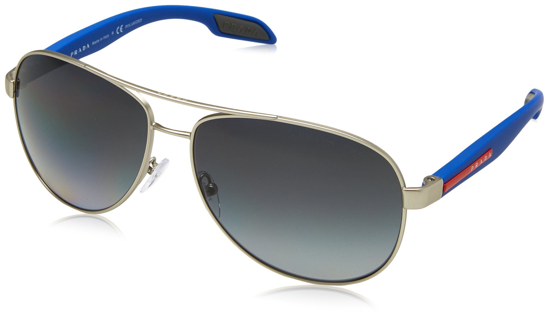 ec7f5d60f Men Golf Clothing *** Prada Linea Rossa Mens PS 53PS Sunglasses 62mm -- Go  to the picture link more details. (This is an affiliate link).