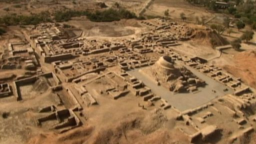 Harappa, similar to other cities of the Indus Valley Civilization ...