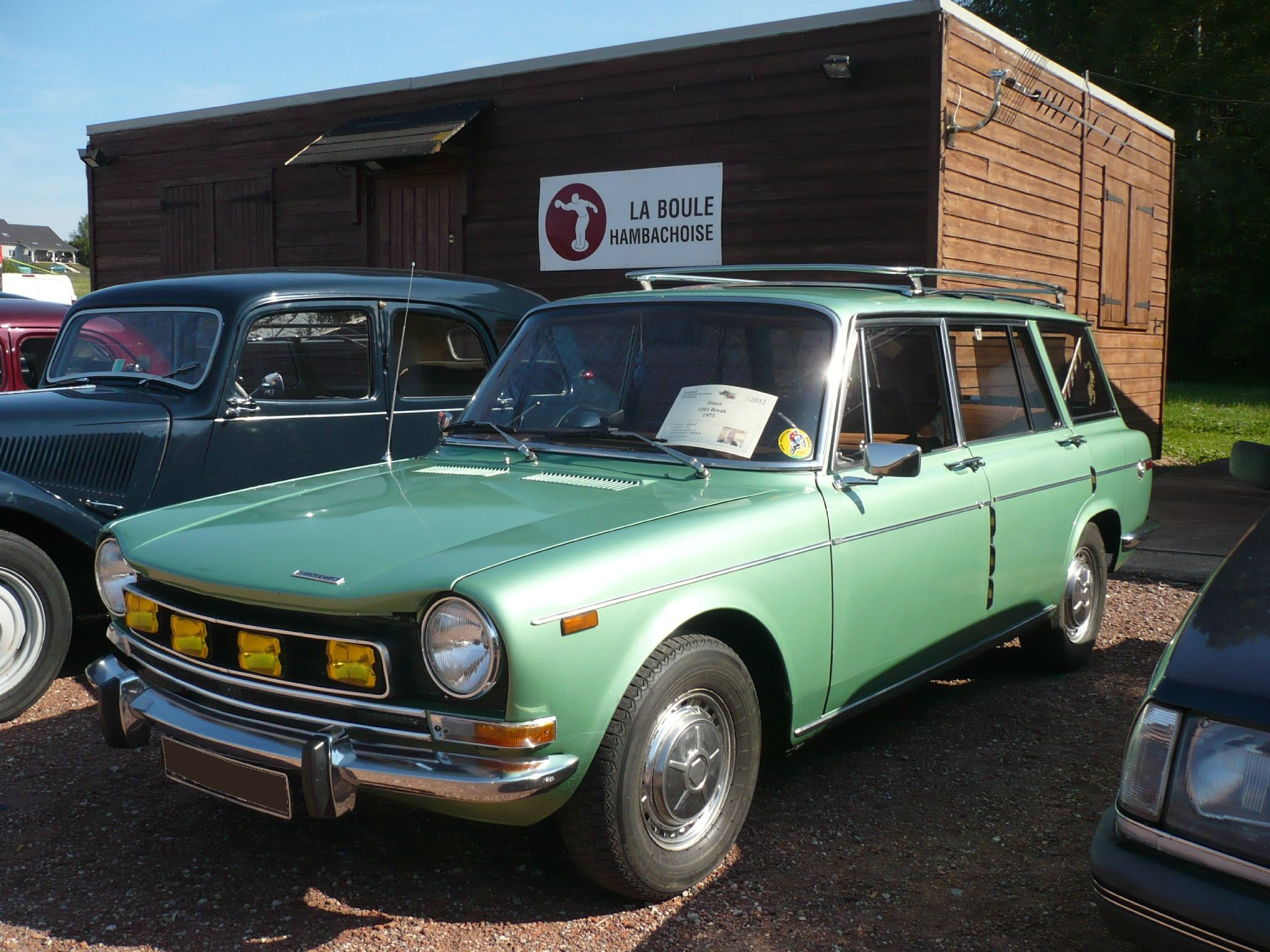 SIMCA 1301 Spécial break 1975 Maintenance of old vehicles: the ...