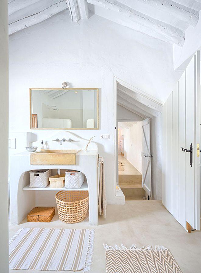 Estilo r stico andaluz con toques tnicos r stico for Decoracion casa estilo andaluz