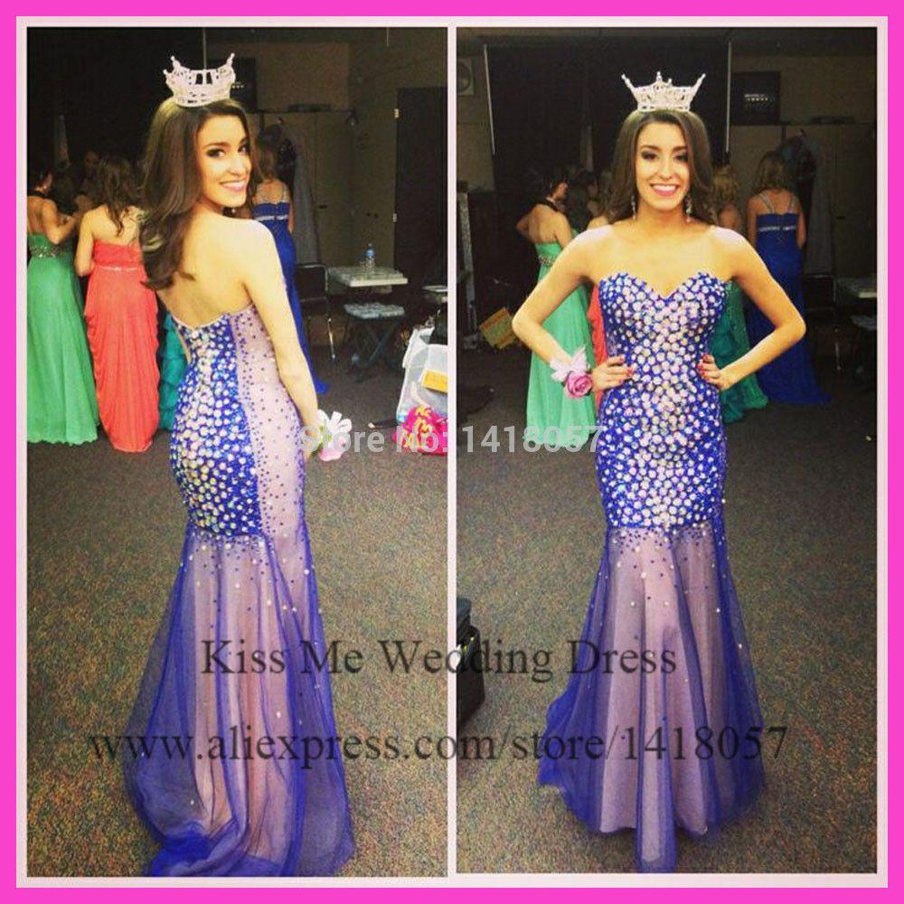 Free shipping buy best glittering purple crystal mermaid