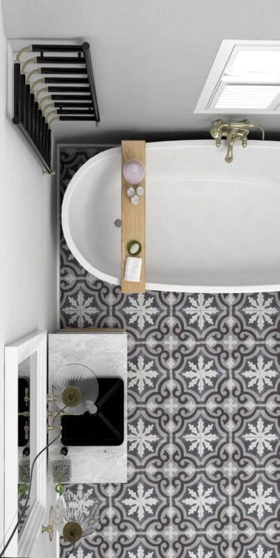 Renovation Diary The Magic Of Moroccan Tiles Bathroom Remodel Master Bathroom Design Small Diy Bathroom Remodel