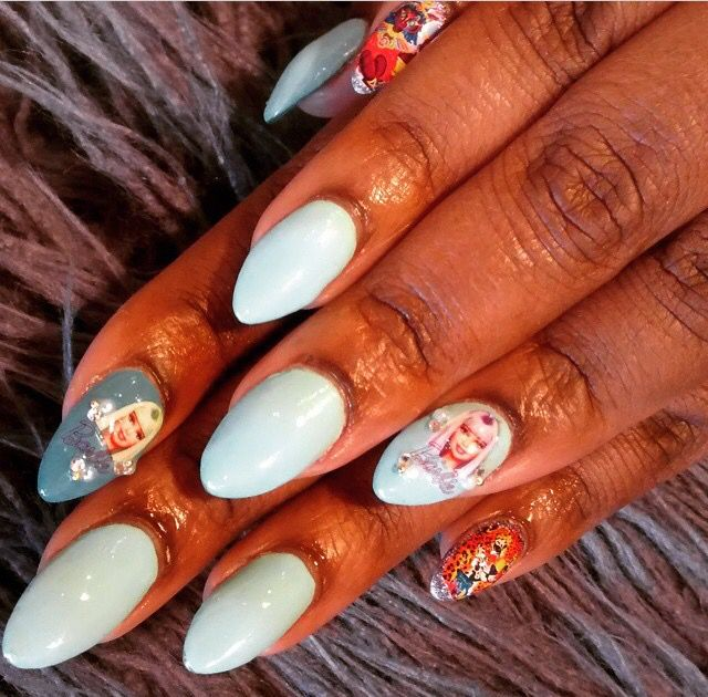 Gigi Is Amazing Chicago Nail Artists Are Amazing Barbie Is Bomb