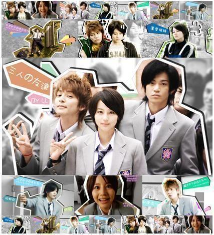 Hanakimi Pure Romance Poster Zazzle Com Japanese Drama Japanese Movies Hanazakari No Kimitachi E