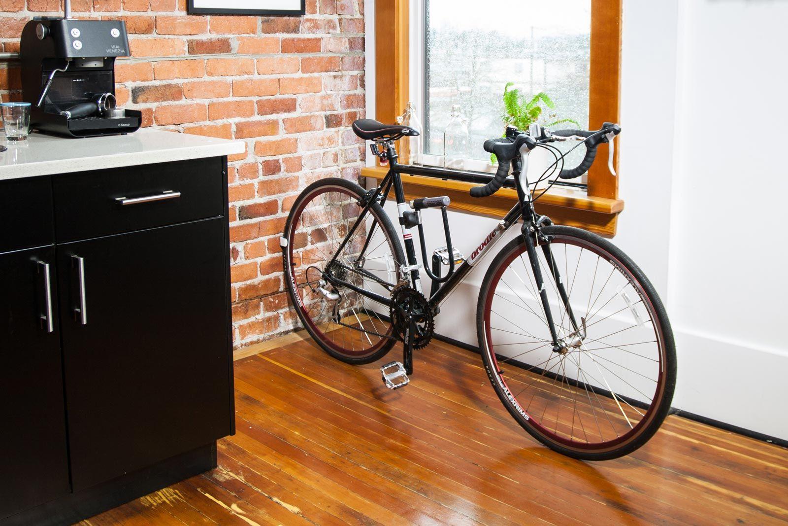 Fahrradhalterung Wand die clug roadie fahrradhalterung bietet die perfekte