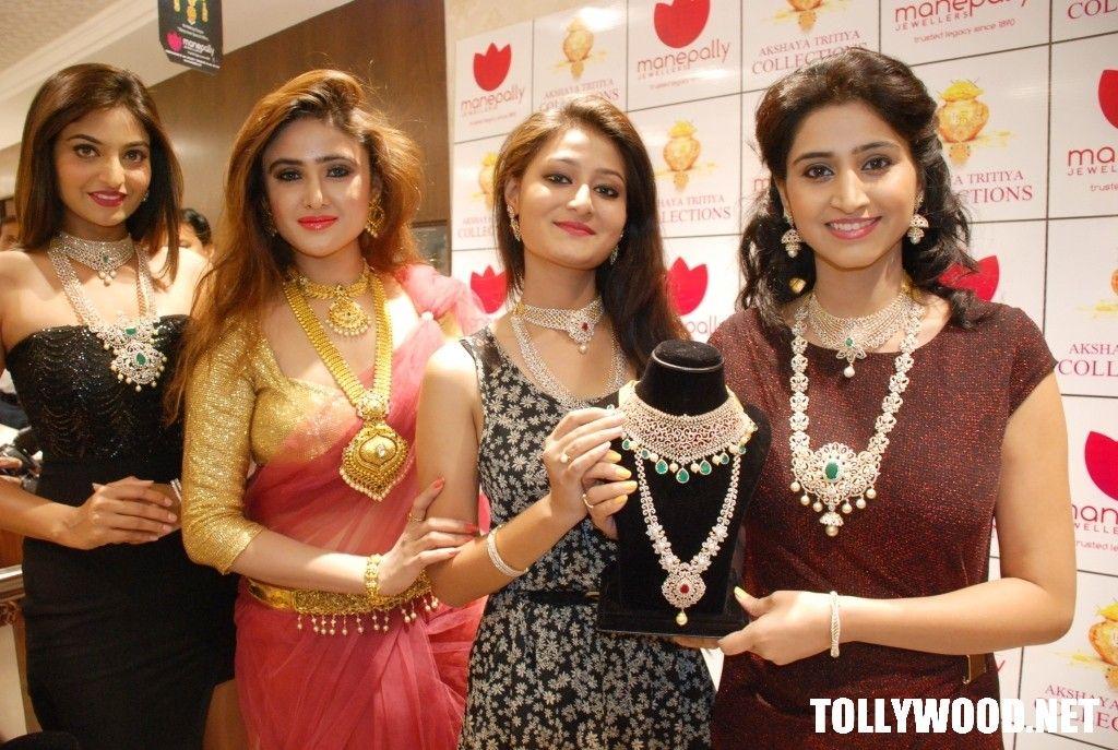Akshaya Tritaya Jewellery Collection Launch