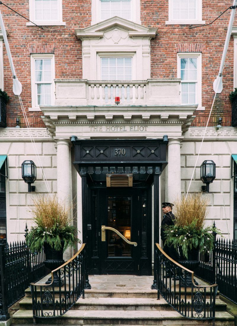 Where To Stay The Eliot Hotel In Boston Ma The Stopover Boston Hotels Best Hotels In Boston In Boston