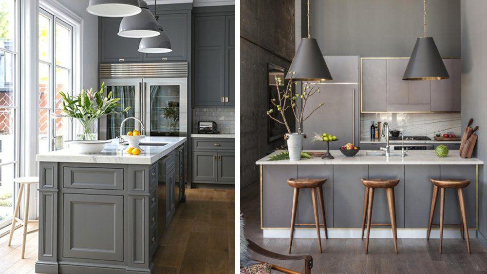 j 39 aime cette photo sur et vous cuisines grises gris et cuisines. Black Bedroom Furniture Sets. Home Design Ideas