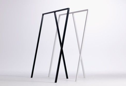Love the Loop Wardrobe Stand by HAY.