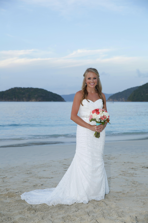 Pin by Ceremonies of St. John on Beach wedding dress   Pinterest ...