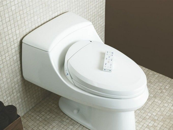 Creative Heated Toilet Seat Bidet Toilet Seat Heated Toilet
