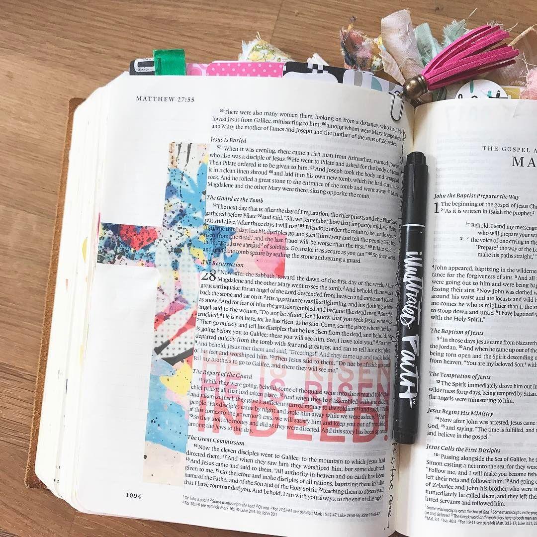 Bible journaling by illustratedfaith bible journaling pinterest