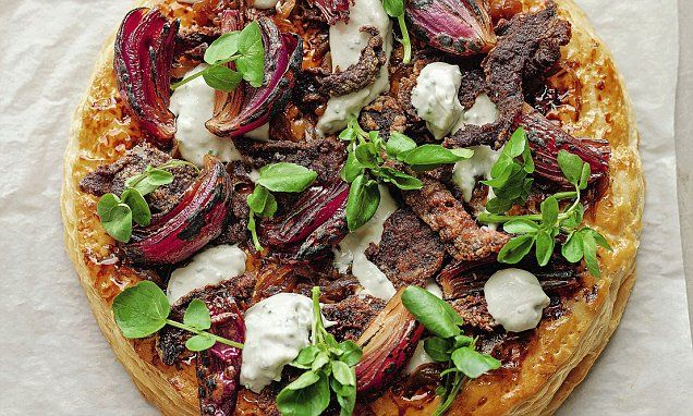 Britain S Poshest Grub Puff Pastry Pizza With Images Puff