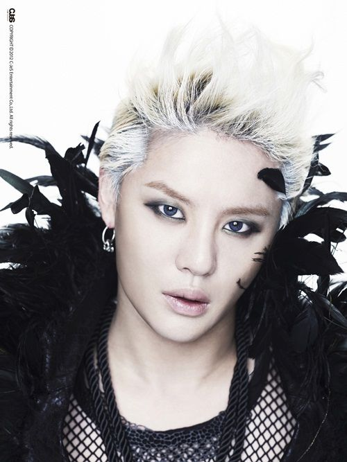 Junsu - Ugh! He's so gorgeous. I hope his solo career takes off well. :]