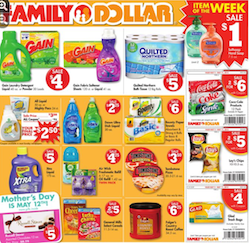 Family Dollar Coupons 5 12 Deals For The Week Of 5 12 5 18 Family Dollar Coupons Family Dollar Printable Coupons Grocery