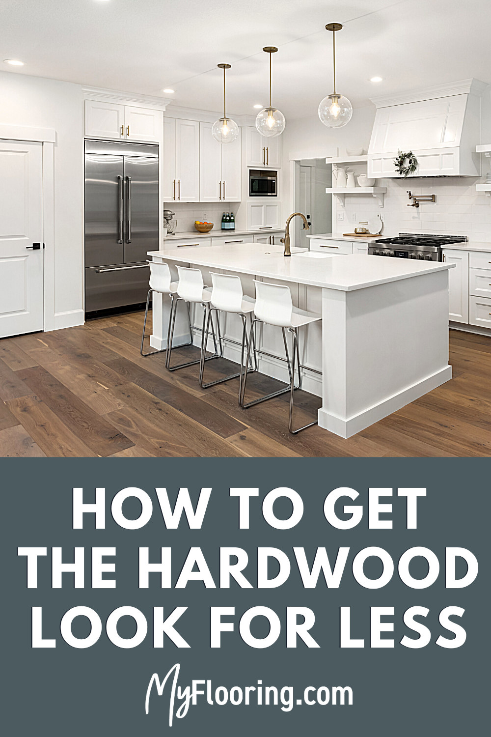 How to Get the Wood Floor Look for Less MyFlooring in