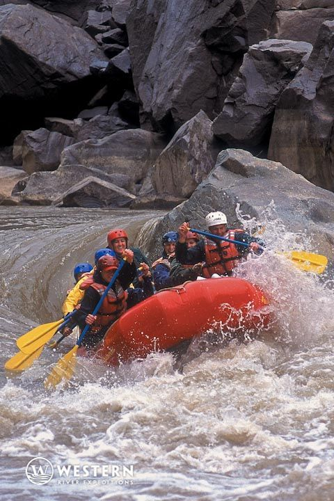 Western River Expeditions Moab Ut