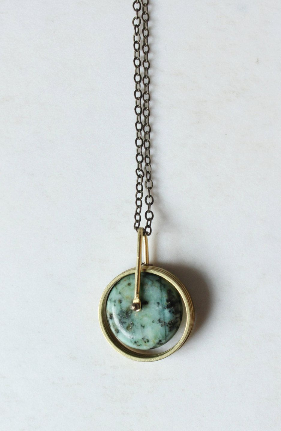 Turquoise necklace gold turquoise pendant necklace modern necklace turquoise necklace gold turquoise pendant necklace modern necklace minimalist necklace geometric pendant necklace mens necklace pendant aloadofball Image collections