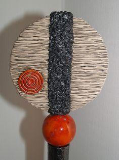 Fantasie - CB Keramik Design - Moderne Kunst in Ton - 66583 Spiesen-Elversberg #potterypaintingdesigns