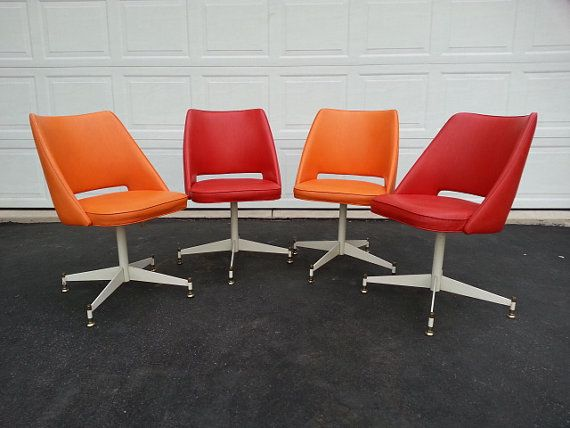 Awesome Retro Chairs Brody Swivel Mid Century Chairs By Gmtry Best Dining Table And Chair Ideas Images Gmtryco
