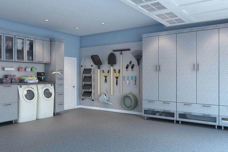 Garage Mudroom Ideas Cheap Easy Diy
