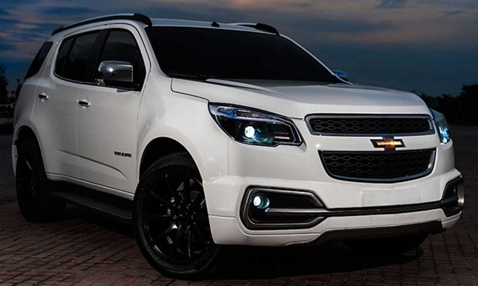 The Chevrolet Trailblazer Car Is A Midsize Suv That Can Handle