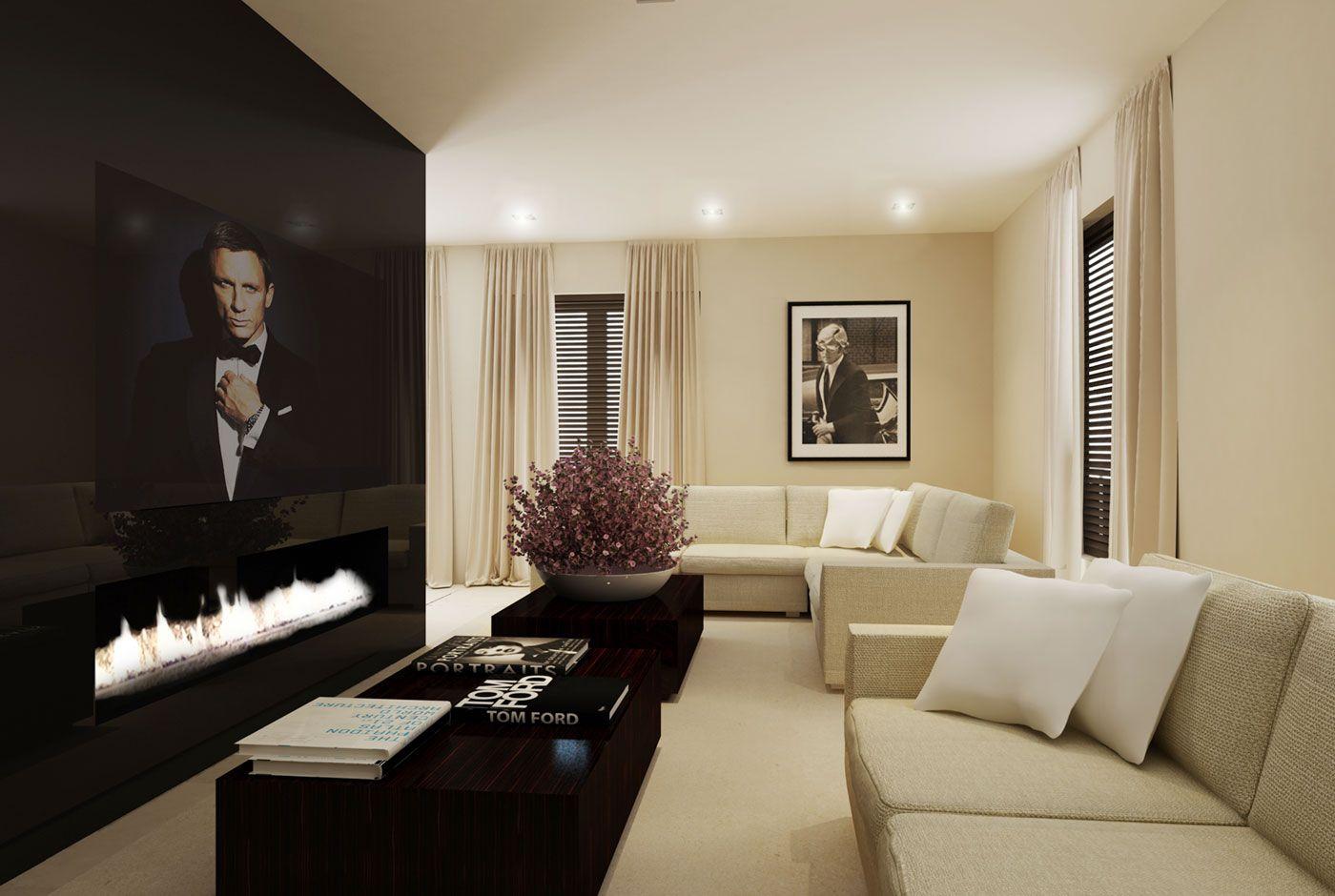 Interieur erik kuster interieurs for Mooie huiskamer inrichting