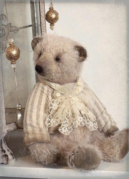 Vivian by Tetiana Sadovska #teddybearpatterns
