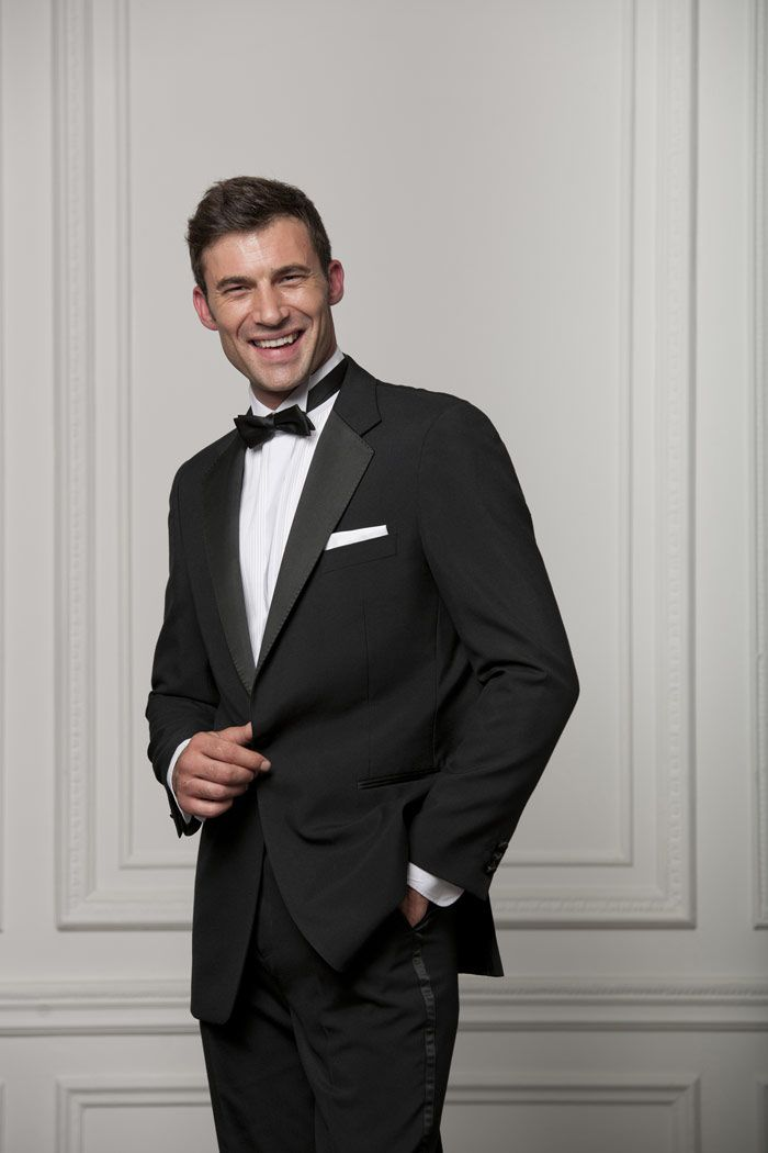Black Tie Wedding Outfit | Suit Options for Grooms | Pinterest ...