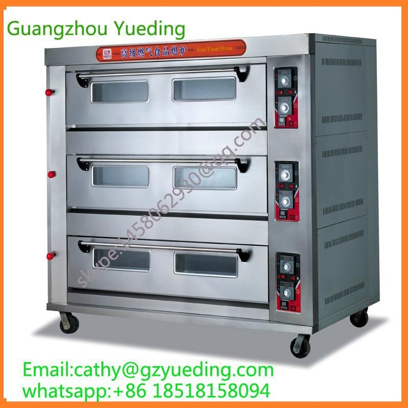 Wholesale Price propane pizza oven gas oven used for pizza