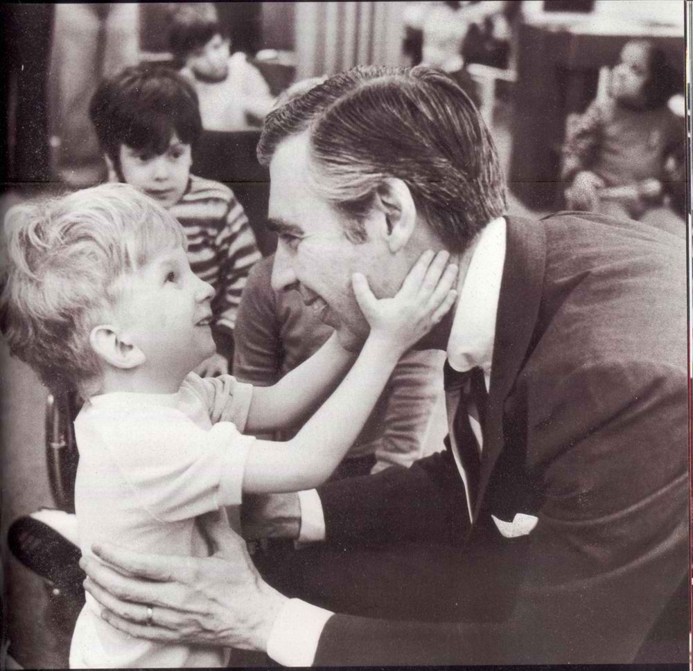 This Is A True Man Ever Wonder Why He Always Wore Long Sleeves He Has Tattoos From Vietnam He Was A Sniper Apparently The War W Mr Rogers Words Fred Rogers