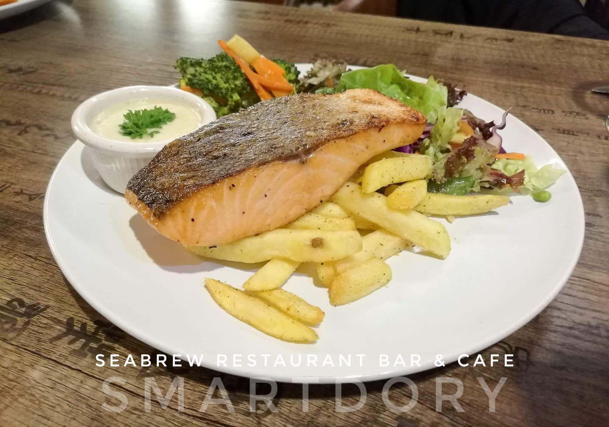 Seabrew Restaurant, Bar & Cafe Gurney Drive, Penang