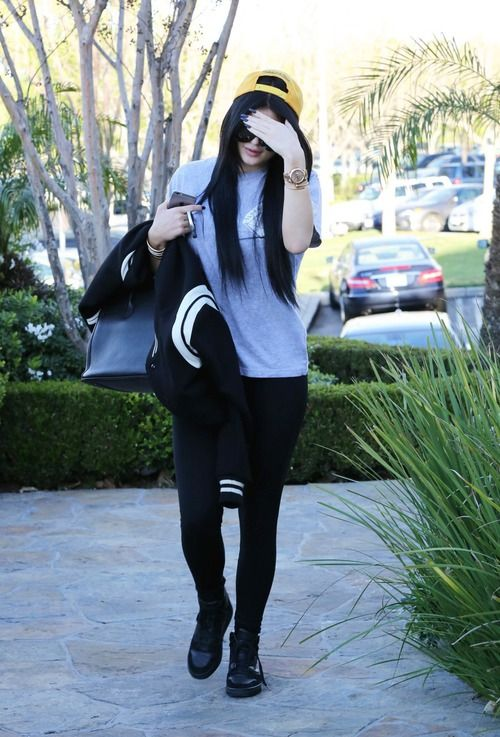 463129c1006 kylie jenner and baee image on We Heart It