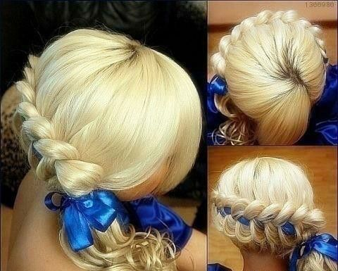 Pin By Violetta Bumbul On Peinados Blonde Braids Blonde Hair Color Hair Styles