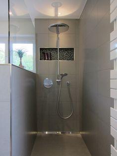 Fesselnd Begehbare Dusche