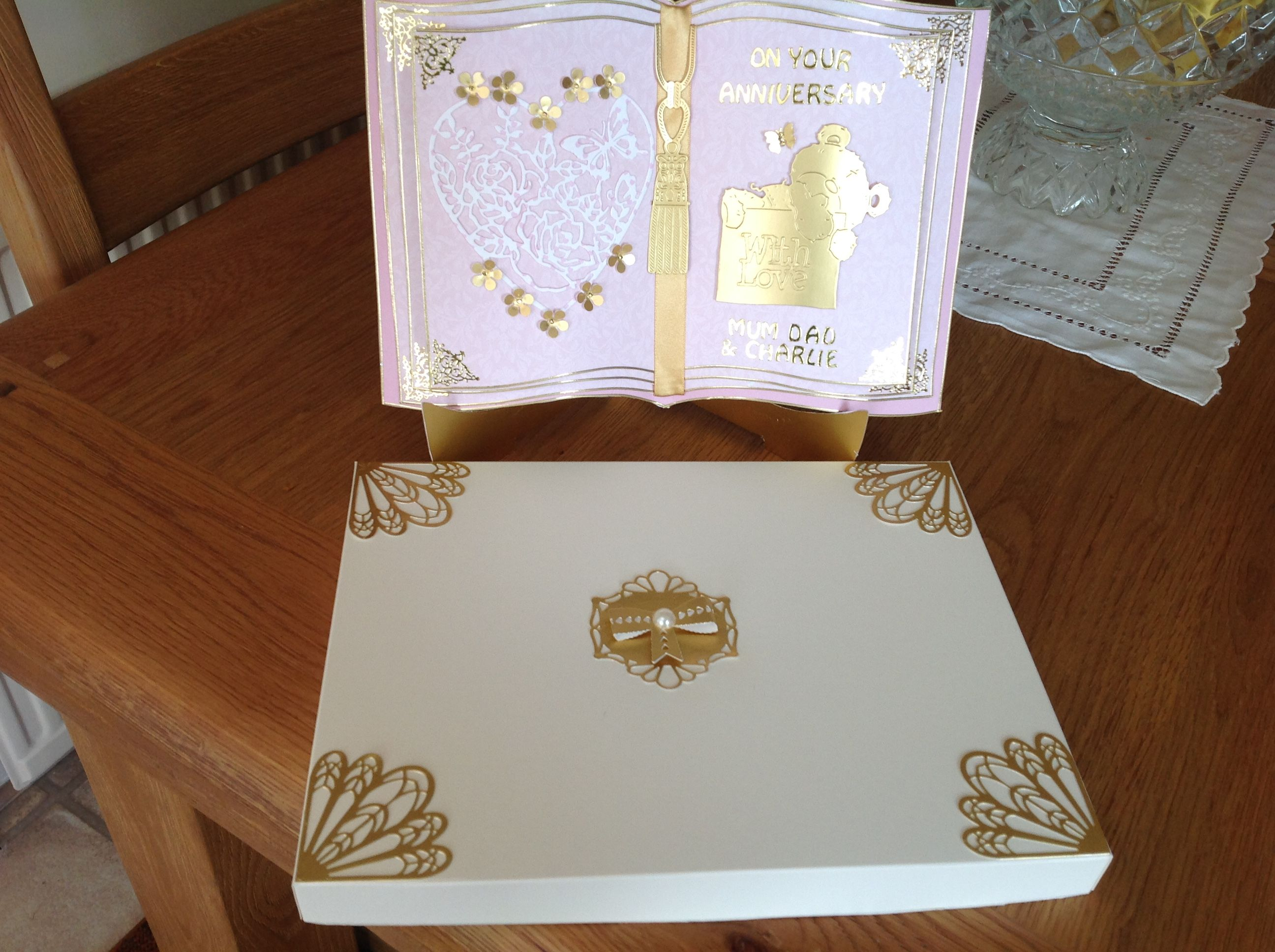 Pin by June Watkins on My cards Decorative boxes, I card