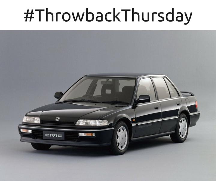 Tbt 1991 Honda Civic Sedan Honda Civic Sedan Civic Sedan Honda Civic