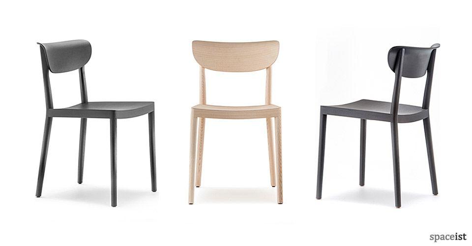 Wonderful Wood Cafe Chairs : Tivoli Wood Chair   NEW