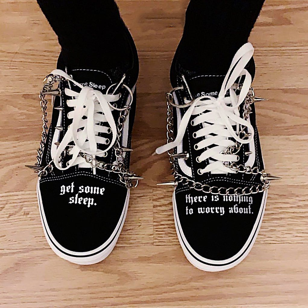 sleep on vans