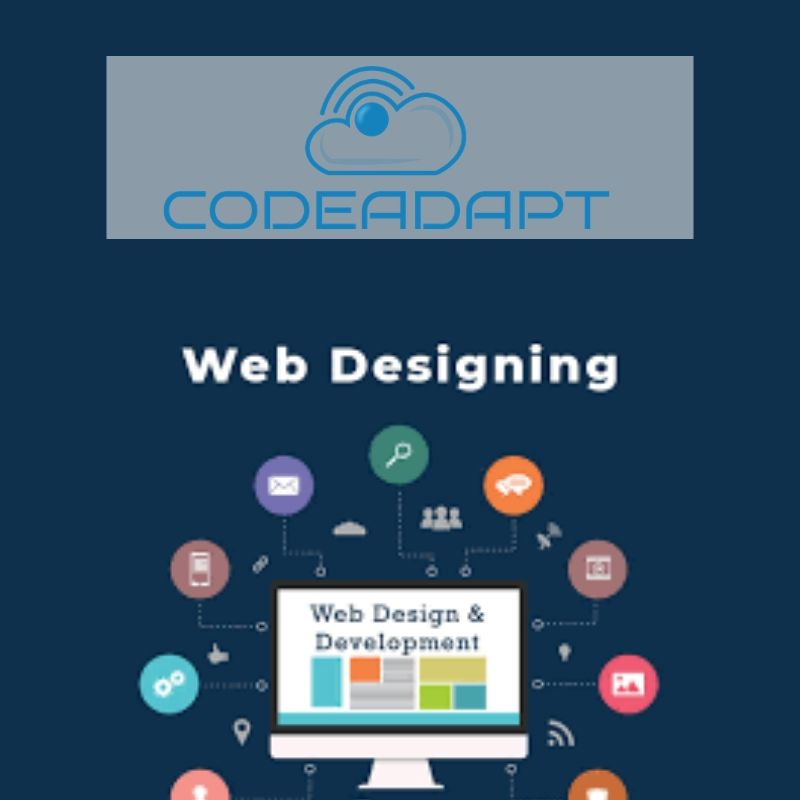 Are You Looking For The Best Web Design Agency In Seattle That Cares Then Stop At Codeadapt And Web Design Web Development Design Web Development Company