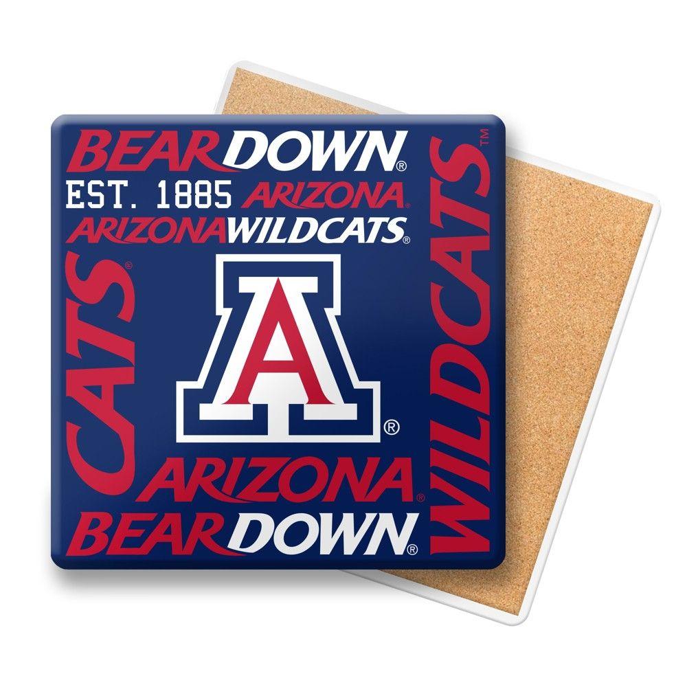NCAA Arizona State Sun Devils Spirit Coaster Pattern: Team logo.. NCAA Arizona State Sun Devils Spirit Coaster