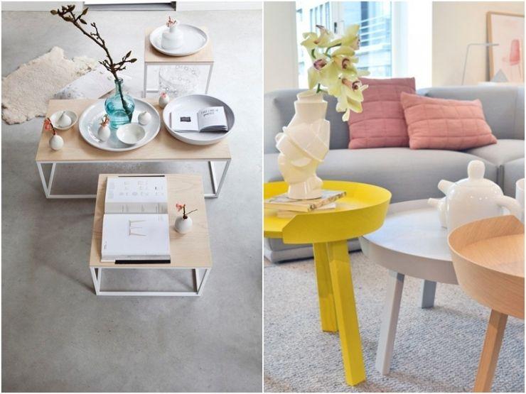 10x Ronde Salontafel : 10x mix & match salontafeltjes pinterest huiskamer thuis en