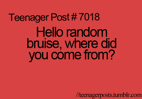 teenager posts Photo: Teenager Post
